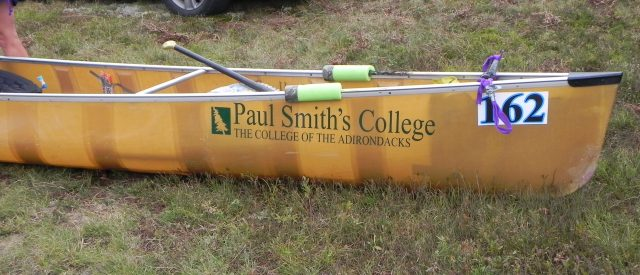 Paul Smith's, the college of the Adirondacks, is always represented.