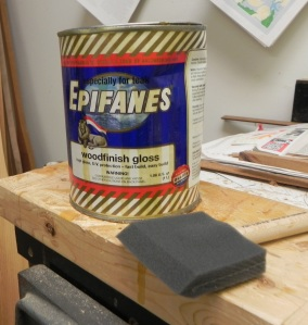 Epifanes Wood Finish Gloss Spar Varnish