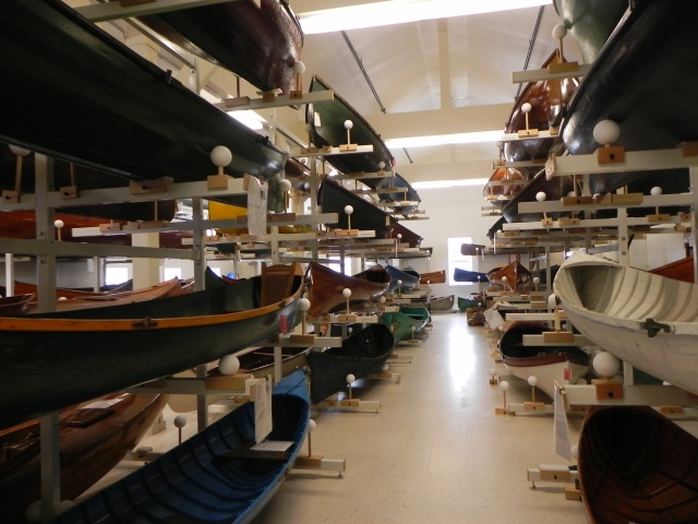 The Hall of Wooden Boats
