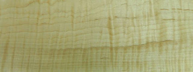 Tiger maple stock for floor boards.