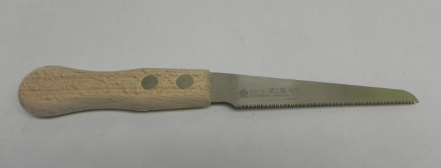 Flush cut saw