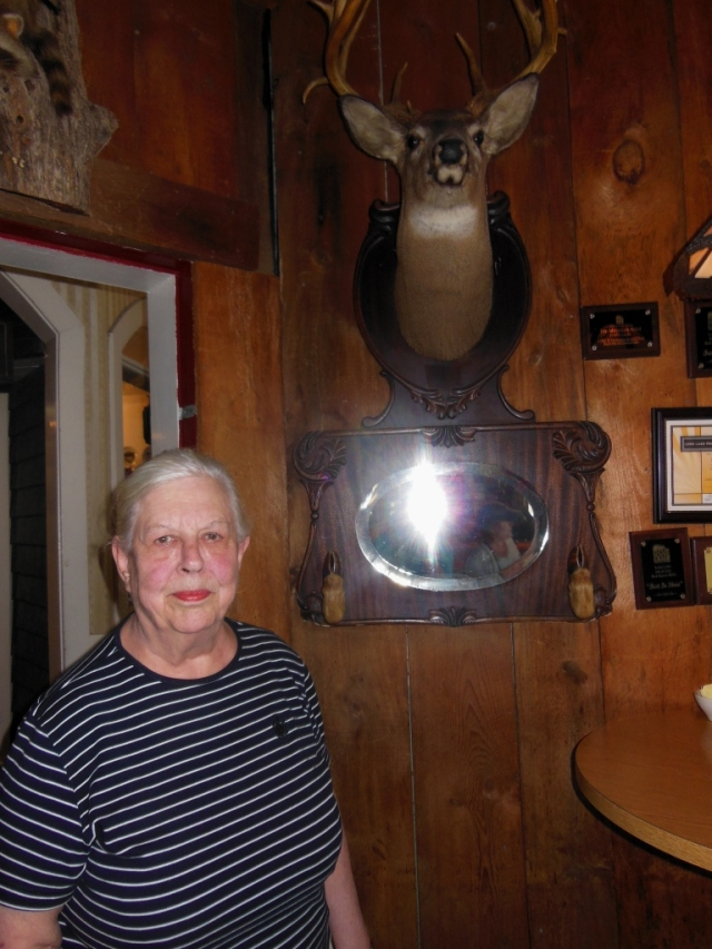 Abbie Verner heads up Long Lakes archive effort.