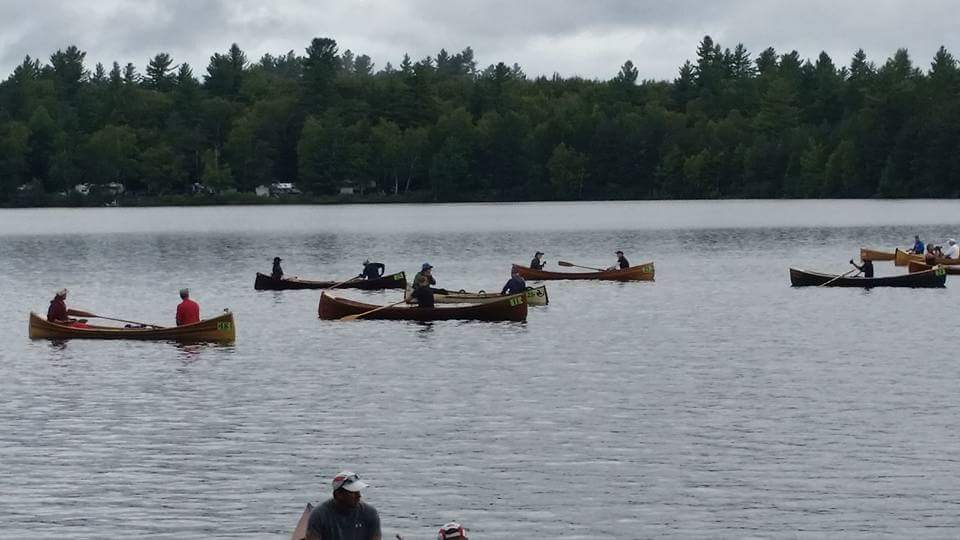 The Adirondack Guideboat The 90 Miler Canoe And Guideboat